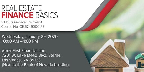 Real Estate Finance Basics: What do You Know? tickets