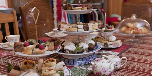 Valentine's Afternoon Tea with unique South-African treats!