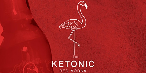 Ketonic RED Vodka Launch Party 2020