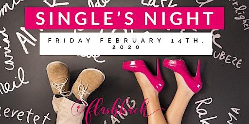 Valentine Single's Night