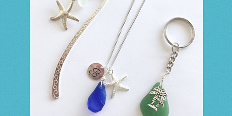 Seaglass Jewelry Workshop tickets