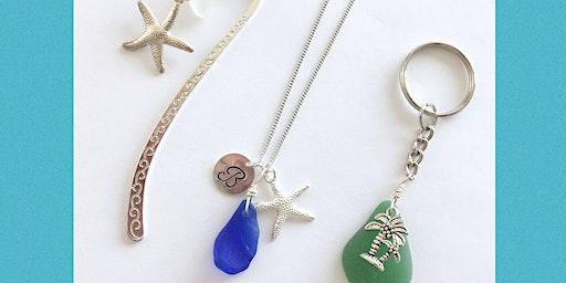 Seaglass Jewelry Workshop