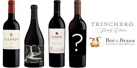 Mystery Wine Tasting tickets