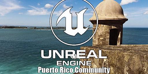 Unreal Engine Puerto Rico Community 1st 2020 Meetup