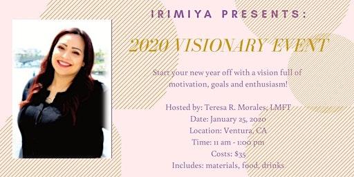 Irimiya Vision Board Event