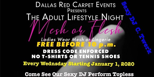 The Adult Lifestyleʻs Mesh or Flesh Night