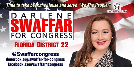 Inclusion 2020 Campaign Fundraising Kickoff - Swaffar for Congress District #22 tickets