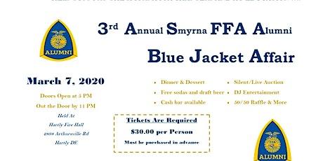 Smyrna FFA Alumni 3rd Annual Blue Jacket Affair tickets