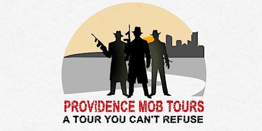 Providence Mob Tour (walking Mafia history tour of Providence, RI)