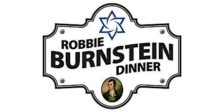 Robbie Burnstein Pub Night tickets