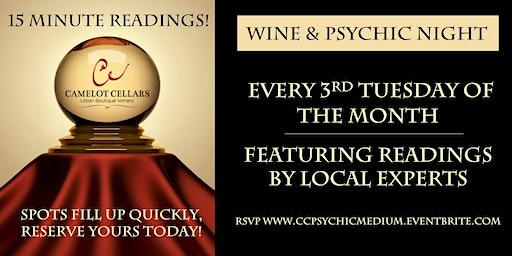 Wine & Psychic Night