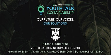 YouthTalkSustainability - Youth Carbon Neutrality  Summit tickets