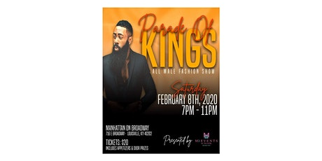 Parade Of Kings All Male Fashion Show tickets