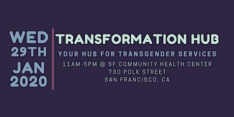 Transformation Hub tickets