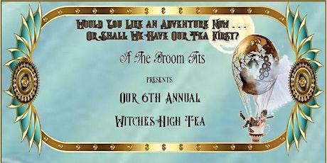 Steampunk Tea Adventure tickets