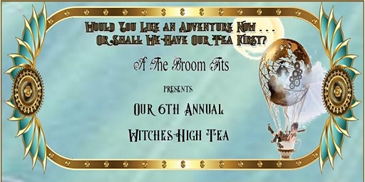 Steampunk Tea Adventure