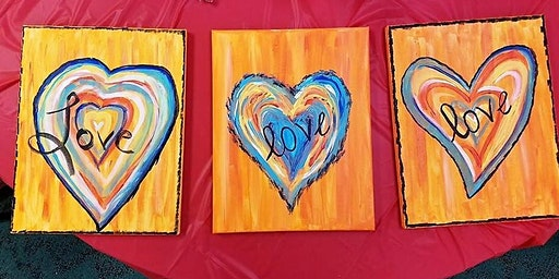 4th Annual Art for the Heart
