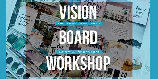 2020 Vision Board Workshop