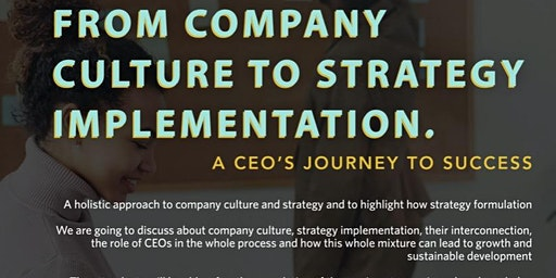 Webinar  Culture Strategy Implementation