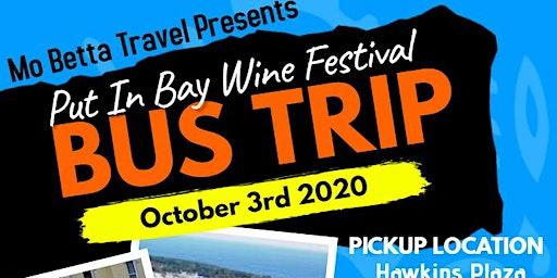 Put-In-Bay Wine Festival Bus Trip