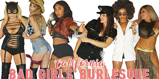 California Bad Girls Burlesque / Globe, AZ / Humphrey's 2 Lanes Saloon