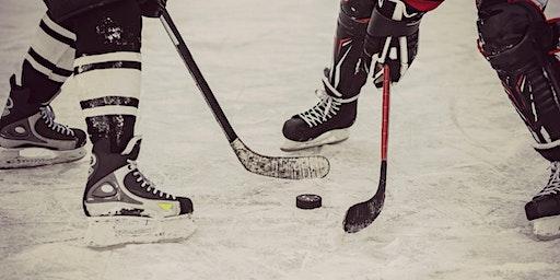 Hurricanes Hockey Game AFF-Raleigh
