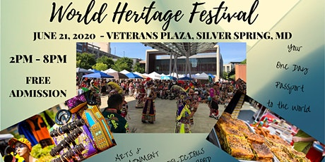 World Heritage Festival - Silver Spring, MD tickets