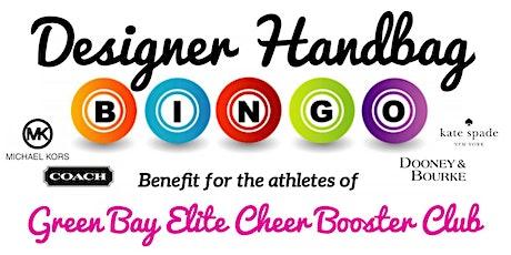 Designer Handbag Bingo  Benefiting the Athletes of GBE Booster Club tickets