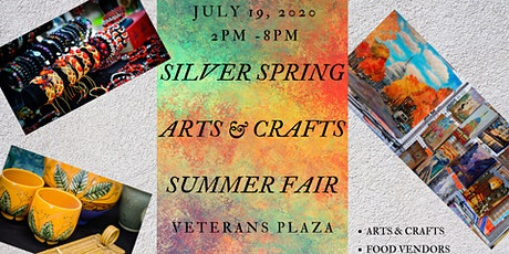 Silver Spring Arts & Crafts Summer Fair tickets