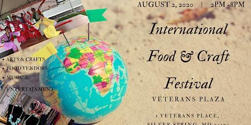 Silver Spring International Food & Craft Fair