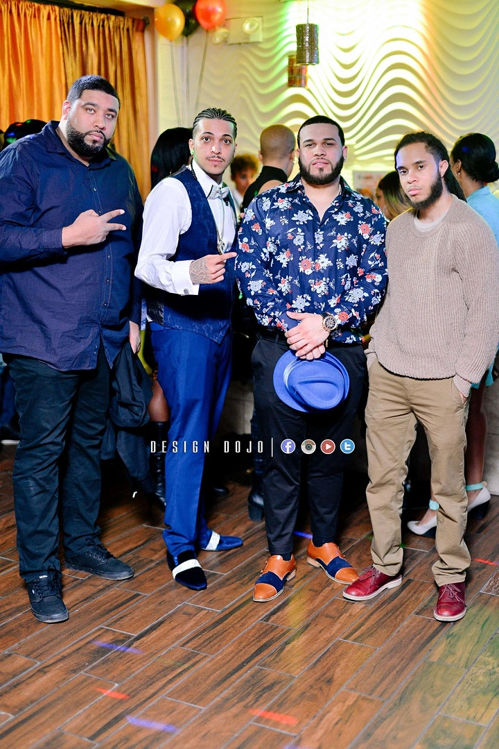 NAUGHTY NYC LUXURY DAY PARTY image