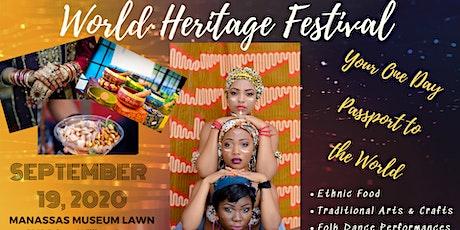 World Heritage Festival ~ Manassas, VA tickets