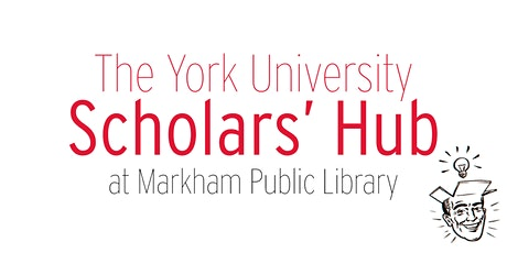 YorkU Scholars Hub - May 28 tickets