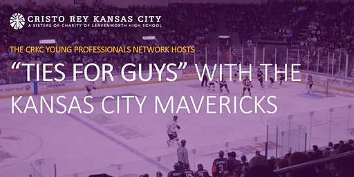 Party bus with us to a KC Mavericks game supporting Cristo Rey students