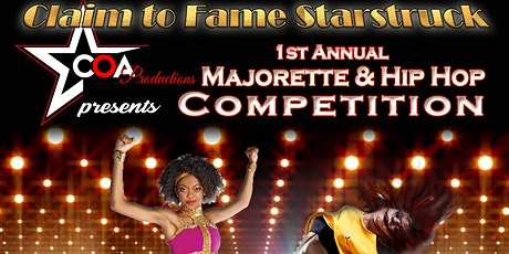 2nd Annual Claim to Fame Starstruck Dance Competition (California) tickets