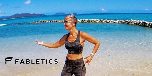 FREE Zumba with Fabletics by Catherine Nitelet-Vedder