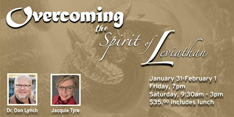 Spiritual Warfare:  Overcoming the Spirit of Leviathan tickets