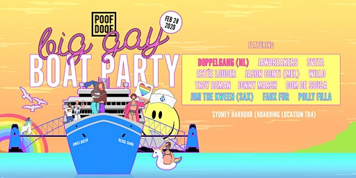 Big Gay Boat Party