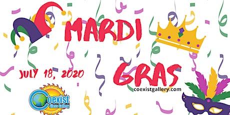 Mardi Gras in July tickets