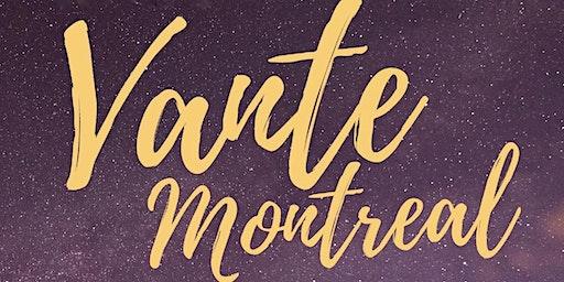 Vante Montreal Exhibition