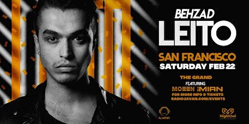Behzad Leito Live In San Francisco