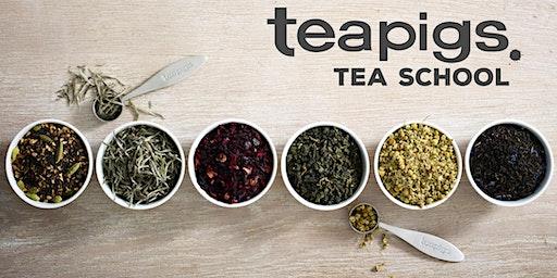 teapigs tea school | teapigs品茶班