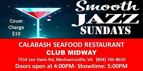 SMOOTH JAZZ SUNDAYS presented by Prime Time RVA-Entertainment tickets
