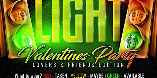 Stop Light Valentines Day Party