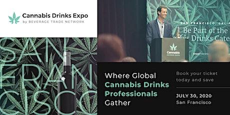 2020 Cannabis Drinks Expo - Visitor Registration Portal (San Francisco) tickets