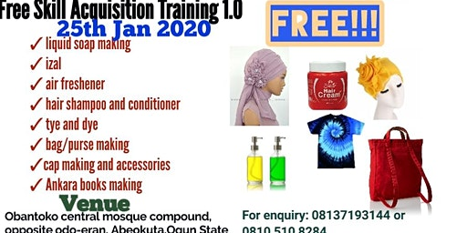 Impact A Soul Initiative free skill acquisition training