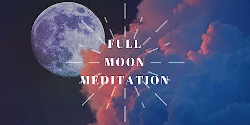Full Moon Meditation with Eilish