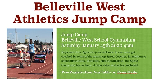 Belleville West Athletics Jump Camp