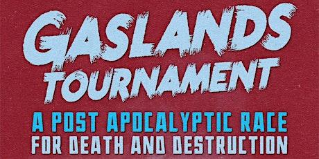 Gaslands Tournament tickets