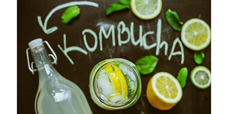 The Art of Brewing Kombucha tickets